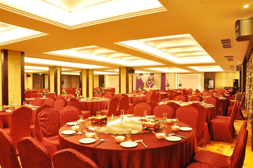 Best Western Plus Grand Hotel Zhangjiajie - buffet