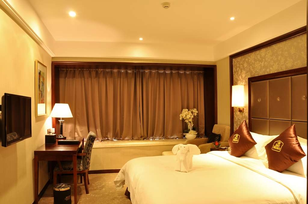 Best Western Plus Grand Hotel Zhangjiajie - Chambres / Logements