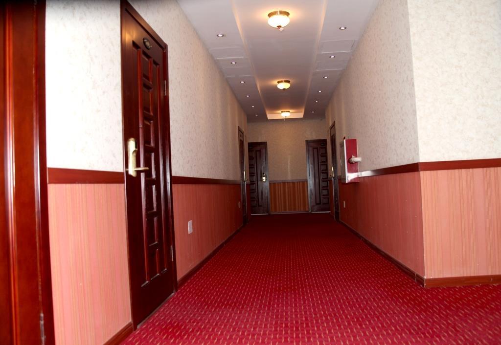 Best Western Gobi's Kelso - Korridor