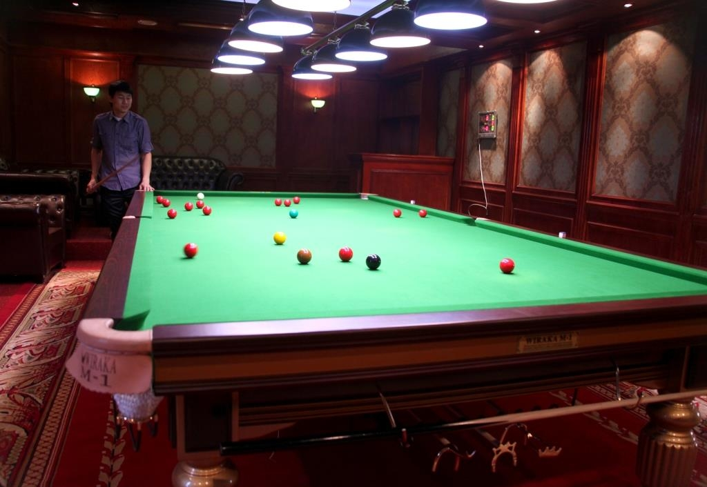 Best Western Gobi's Kelso - Billiard