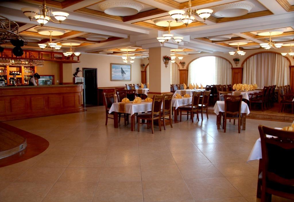 Best Western Gobi's Kelso - Restaurante