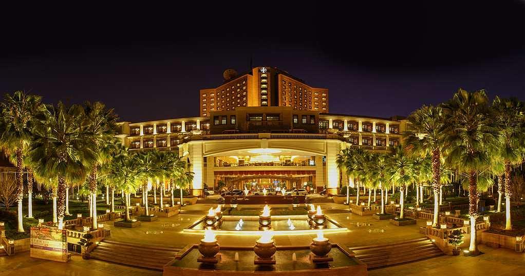 Kunming Green Lake Hotel - Area esterna