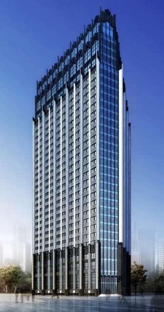 Best Western Yantai Hotel - Facciata dell'albergo