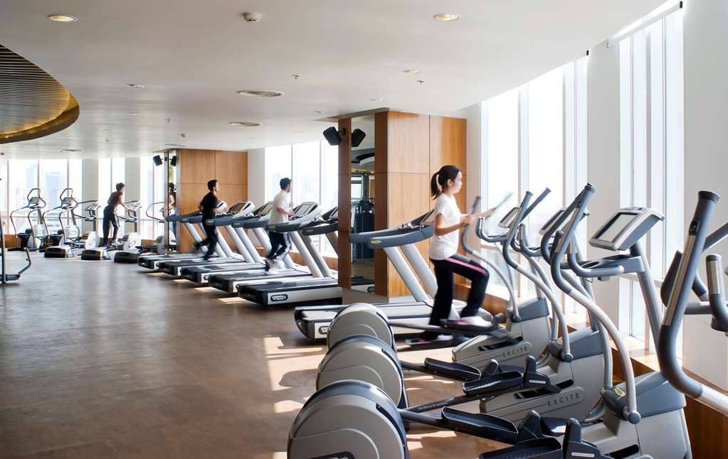 Best Western Plus Star City Hotel Hefei - Club de remise en forme