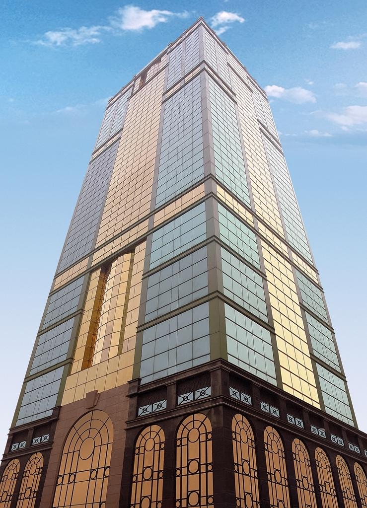 Best Western Plus Hotel Hong Kong - Facciata dell'albergo