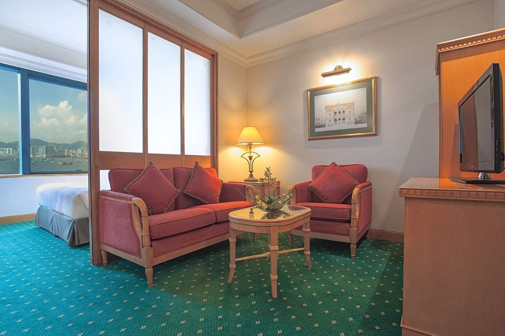 Best Western Plus Hotel Hong Kong - Chambres / Logements