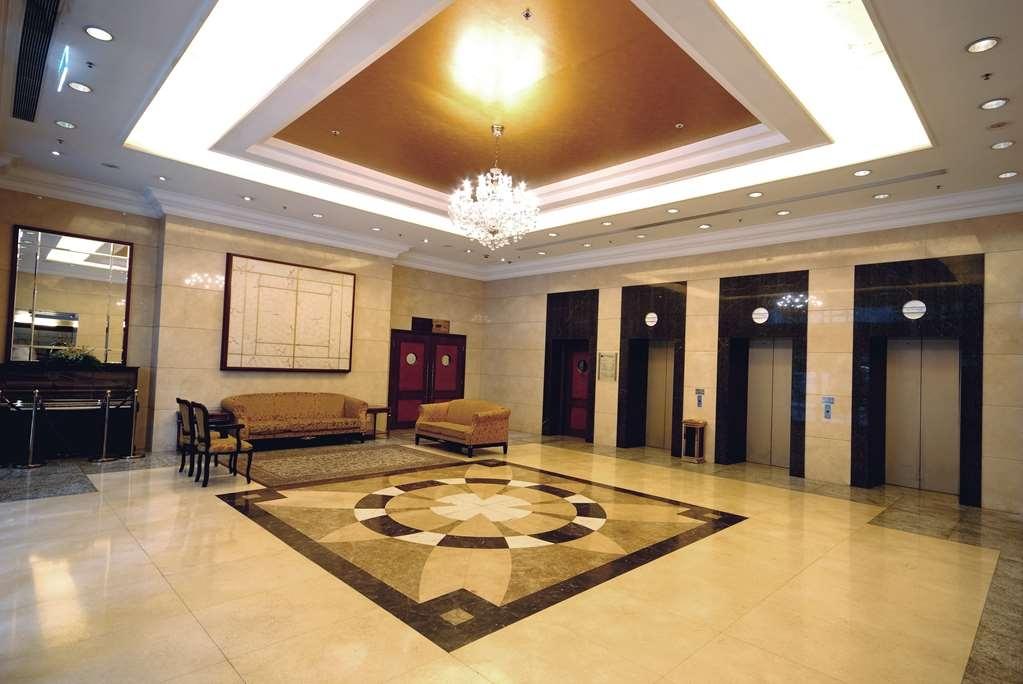 Best Western Plus Hotel Hong Kong - Hotel Lobby
