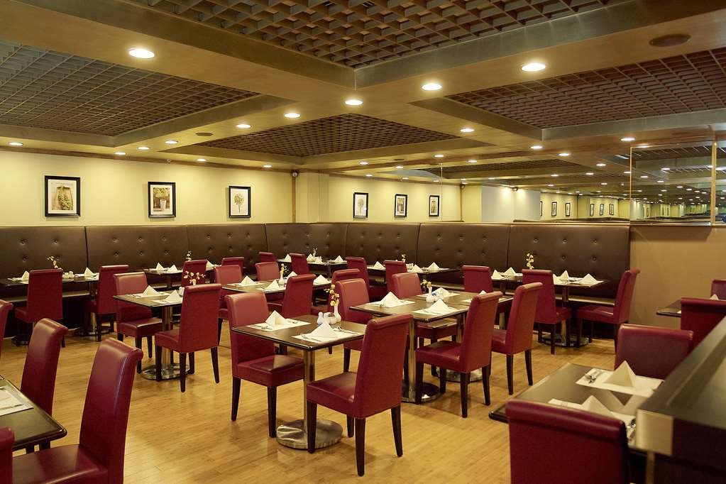 Best Western Plus Hotel Hong Kong - The Cafe