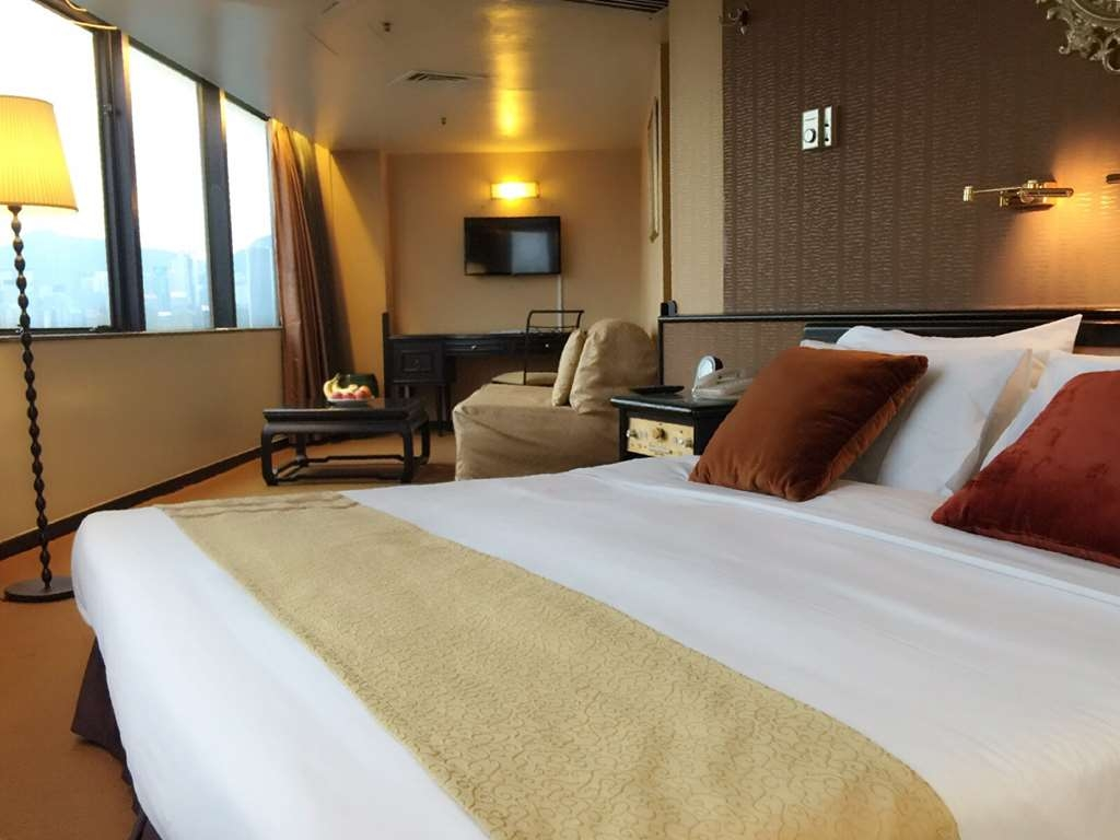 Best Western Plus Hotel Kowloon - Chambres / Logements