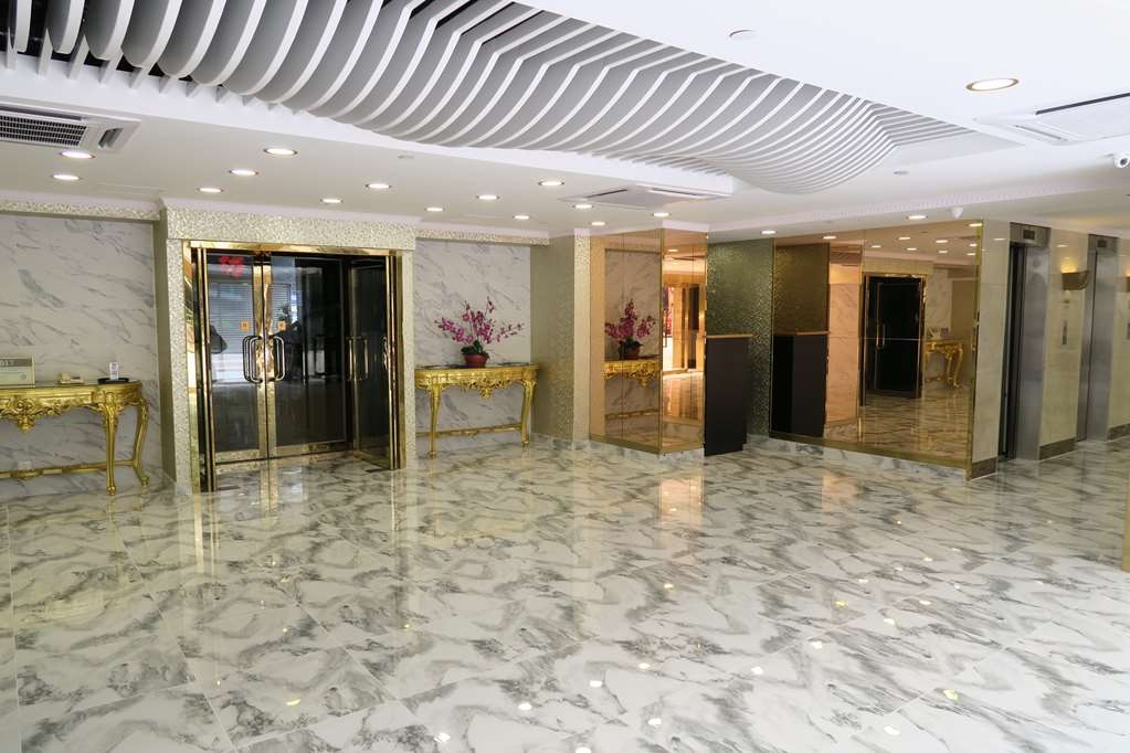 Best Western Plus Hotel Kowloon - Vue du lobby