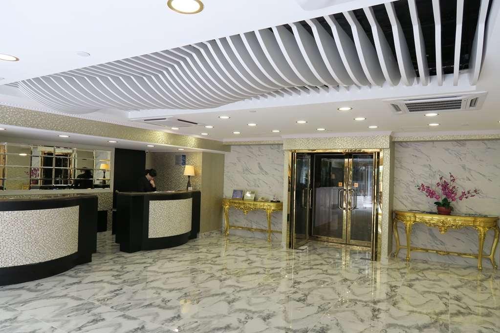 Best Western Plus Hotel Kowloon - Front Desk
