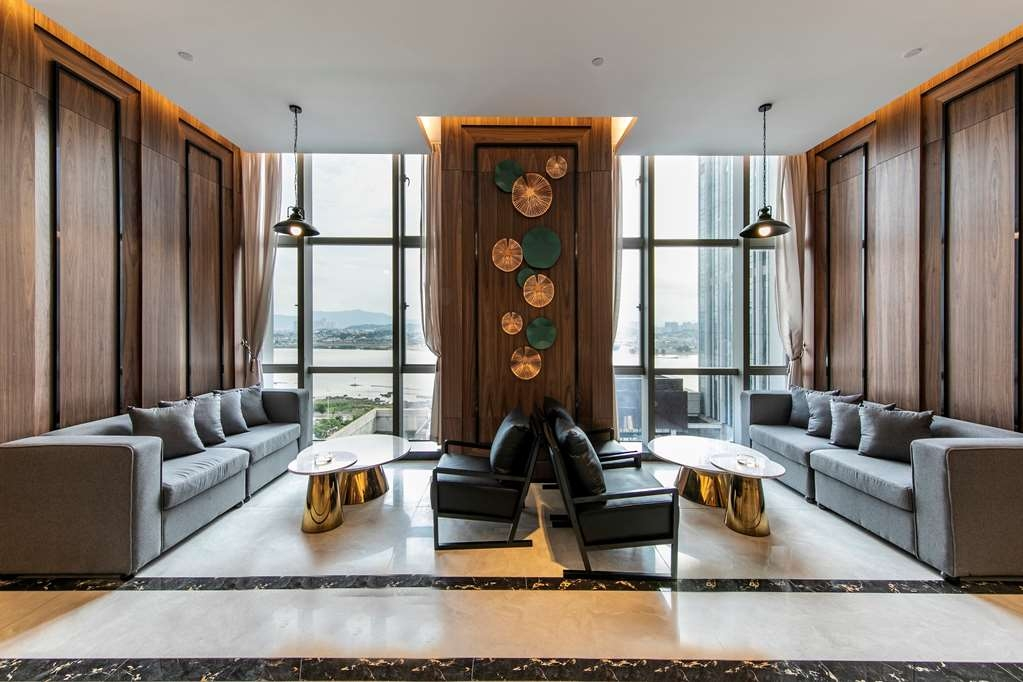 Best Western Plus Ouyue Hotel Fuzhou - Lobby