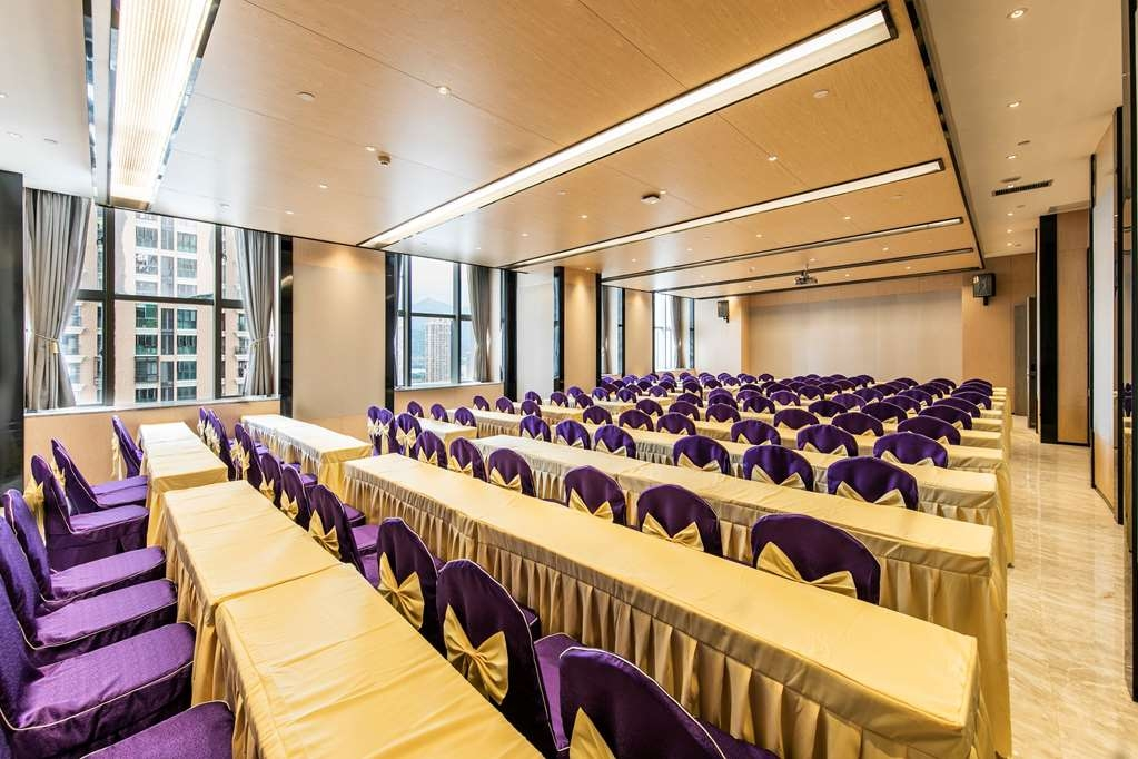 Best Western Plus Ouyue Hotel Fuzhou - Meeting Room