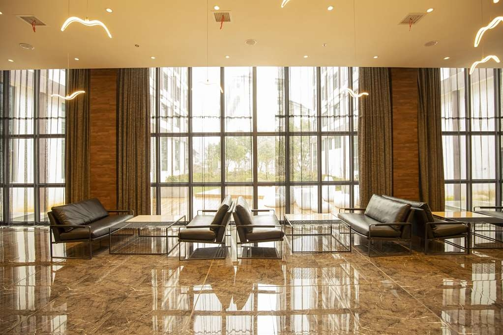 Best Western Plus Qingxinyuan Hotel Zhangjiajie - Vue du lobby