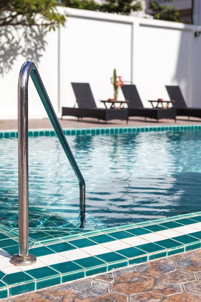 Best Western Vientiane Hotel - Vue de la piscine