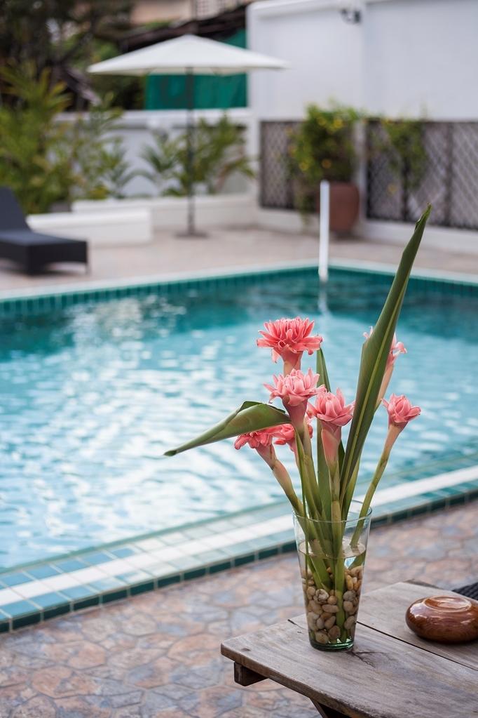 Best Western Vientiane Hotel - Poolansicht