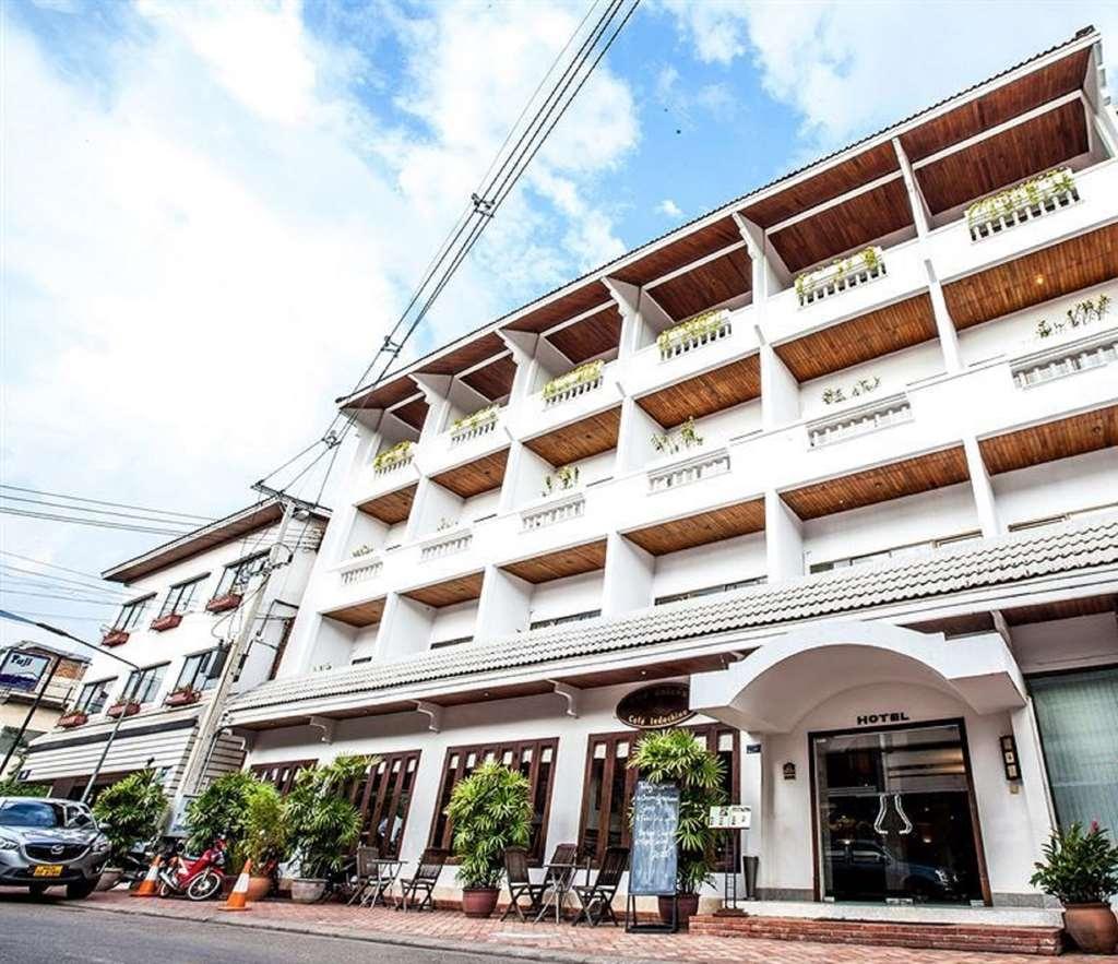 Best Western Vientiane Hotel - Außenansicht
