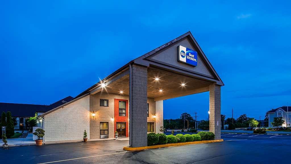 Best Western Galaxy Inn - Area esterna
