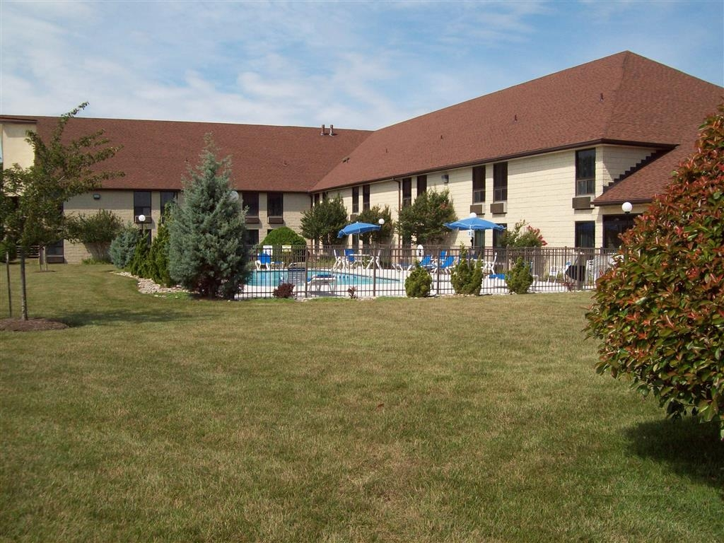 Best Western Galaxy Inn - Swimmingpool