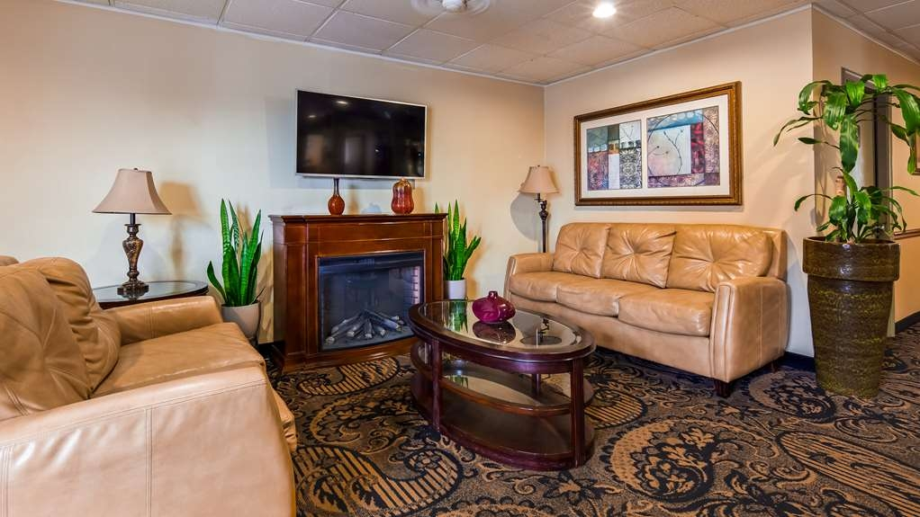 Best Western Galaxy Inn - Vue du lobby
