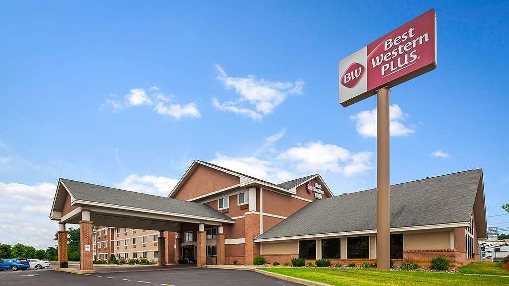 Best Western Plus Newark/Christiana Inn - Vista exterior