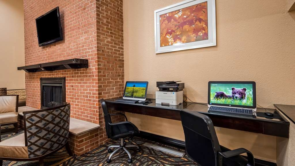 Best Western Plus Newark/Christiana Inn - Business Center
