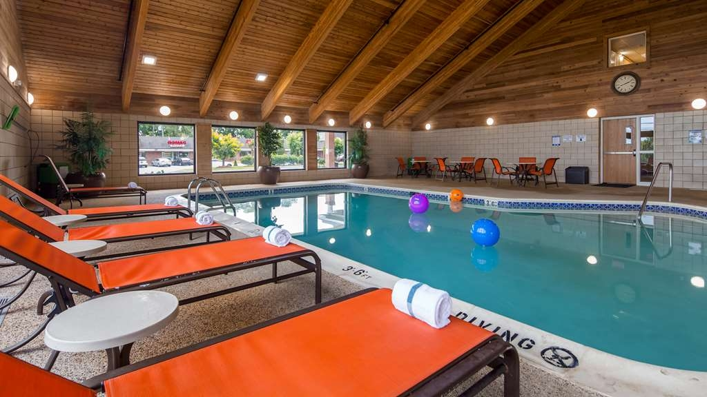 Best Western Plus Newark/Christiana Inn - Indoor Pool