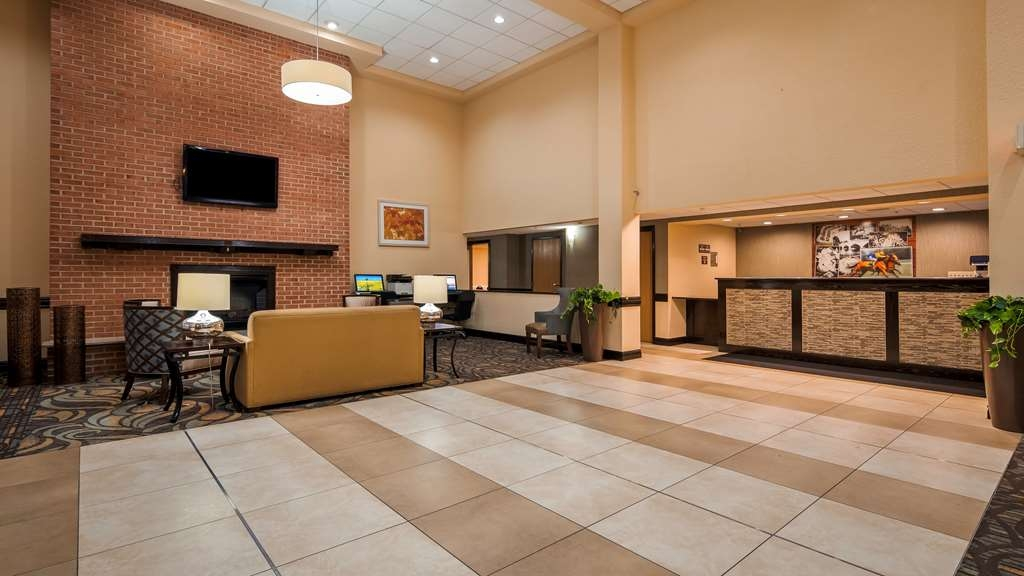 Best Western Plus Newark/Christiana Inn - Lobby