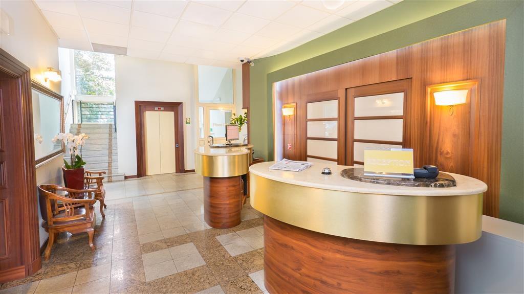 Best Western Prima Hotel Wroclaw - Hall