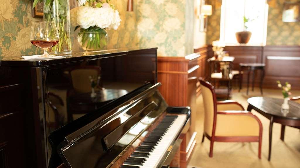 Best Western Prima Hotel Wroclaw - Bar / Lounge