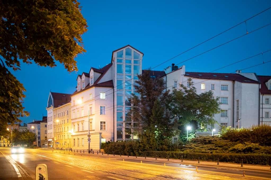 Best Western Prima Hotel Wroclaw - Facciata dell'albergo