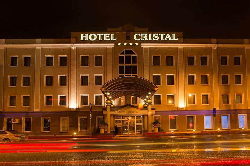Best Western Hotel Cristal - Vista exterior