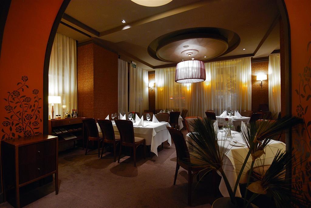 Best Western Hotel Cristal - Restaurante