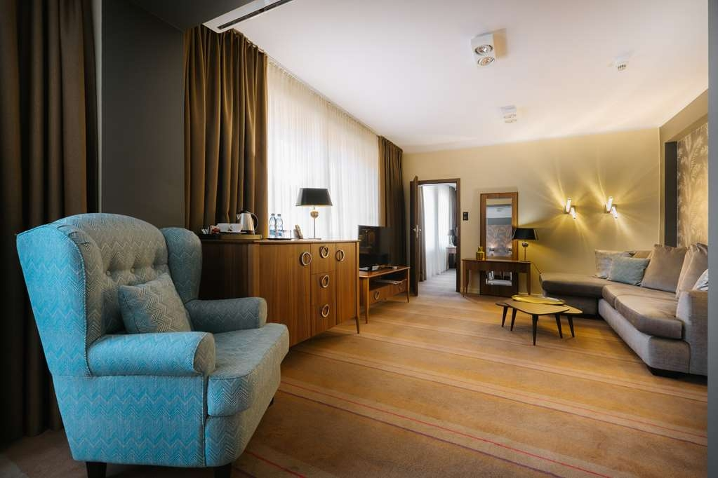 Best Western Hotel Cristal - Suite