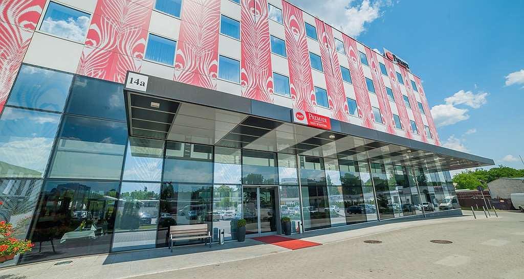 Best Western Premier Krakow Hotel - Facciata dell'albergo