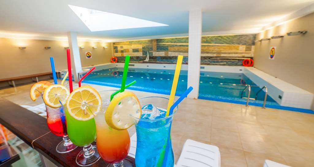 Best Western Premier Krakow Hotel - Swimming Pool