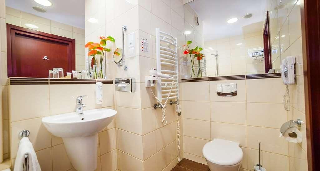 Best Western Premier Krakow Hotel - Salle de bain