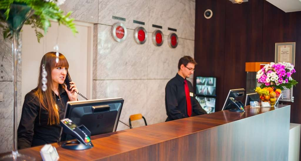 Best Western Premier Krakow Hotel - Reception