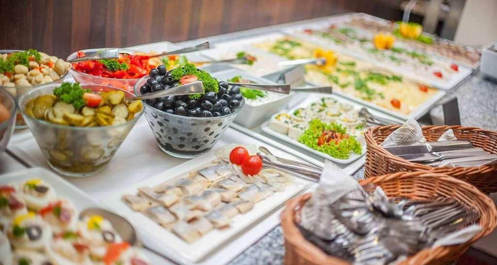 Best Western Premier Krakow Hotel - Desayuno Buffet