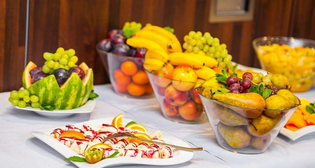 Best Western Premier Krakow Hotel - Prima colazione a buffet