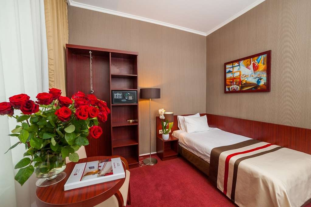 Best Western Premier Krakow Hotel - Single room