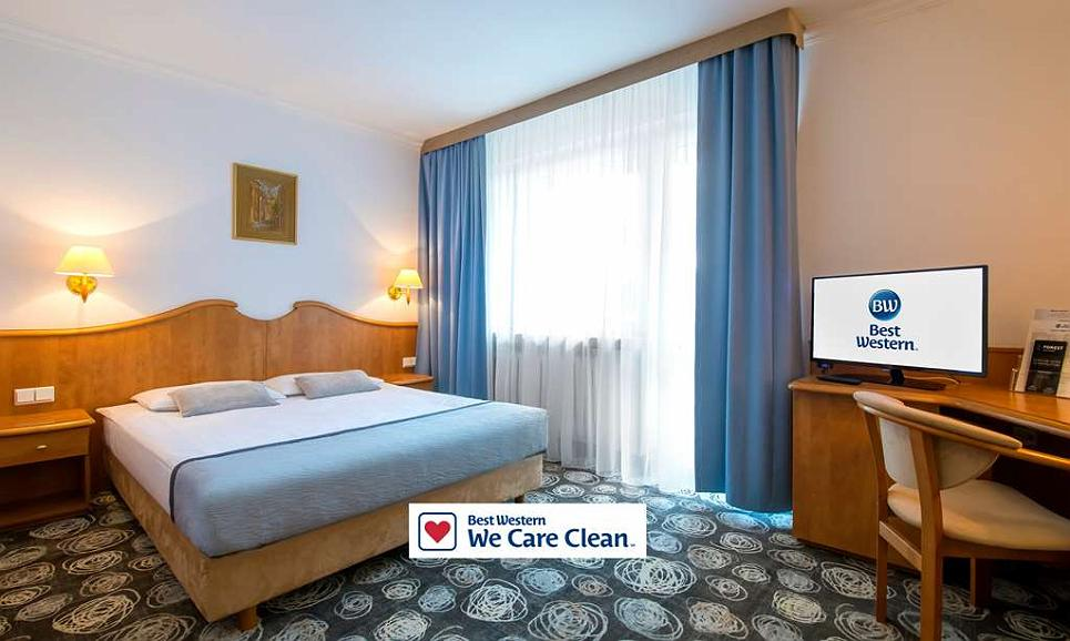 Best Western Hotel Felix - Best Western Hotel Felix We Care Clean