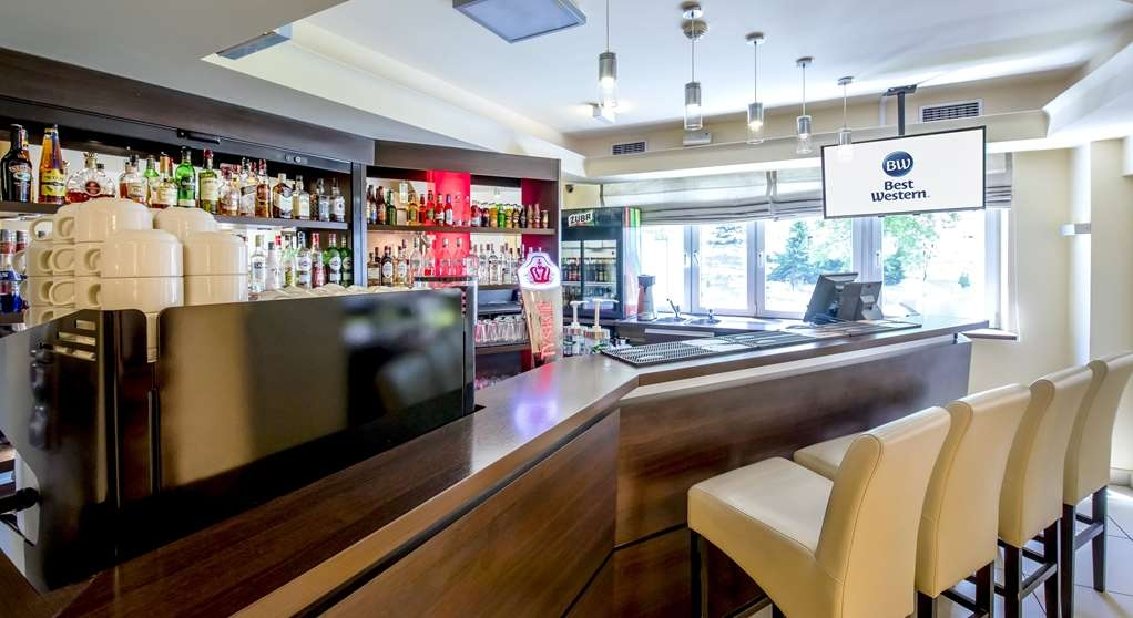 Best Western Hotel Portos - Bar / Lounge