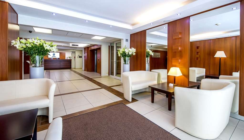 Best Western Hotel Portos - Reception