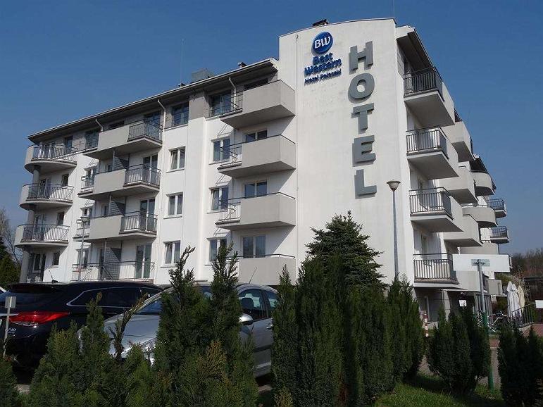 Best Western Hotel Poleczki - Aussenansicht