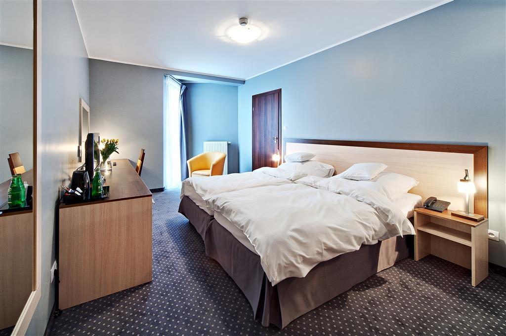 Best Western Hotel Poleczki - habitación estándar