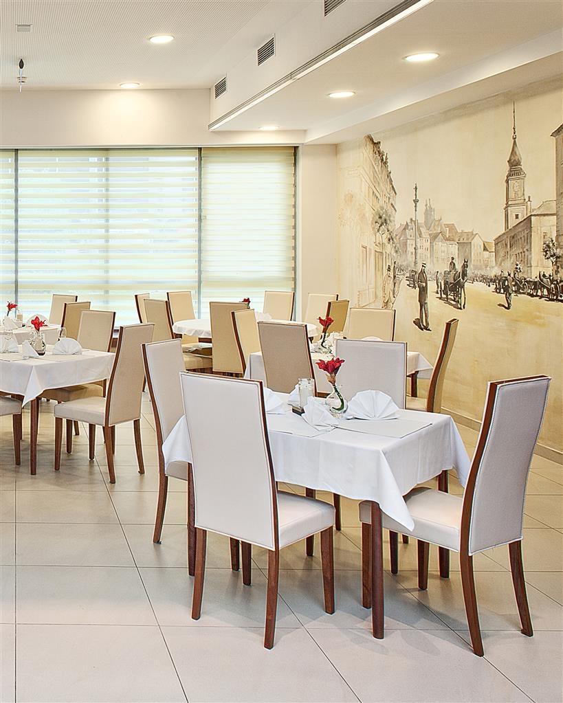 Best Western Hotel Poleczki - Restaurantes