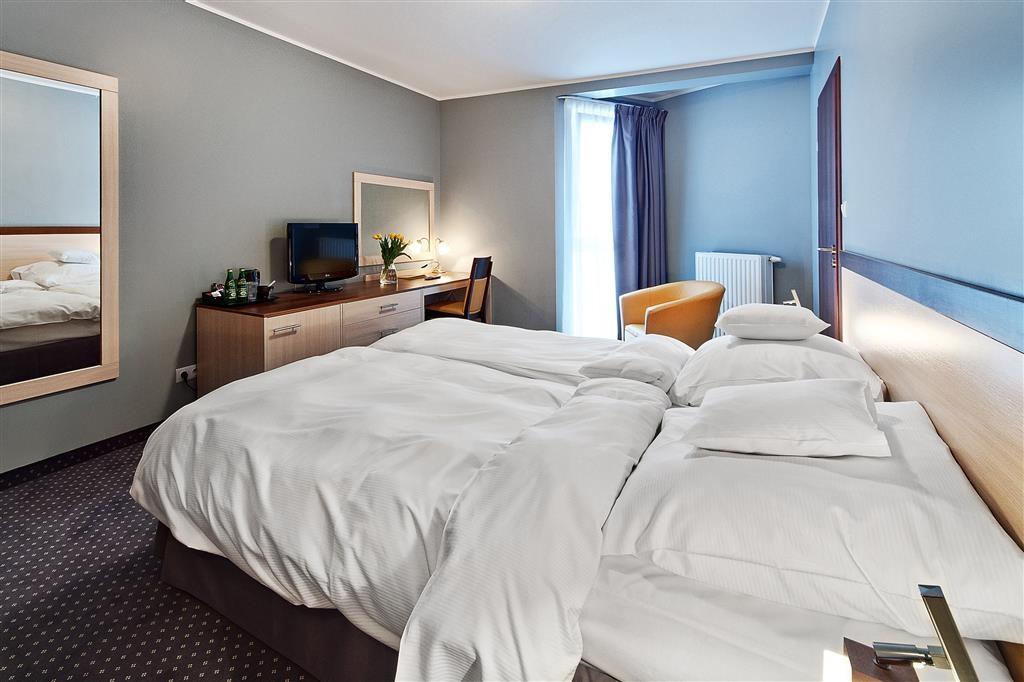 Best Western Hotel Poleczki - Gästezimmer