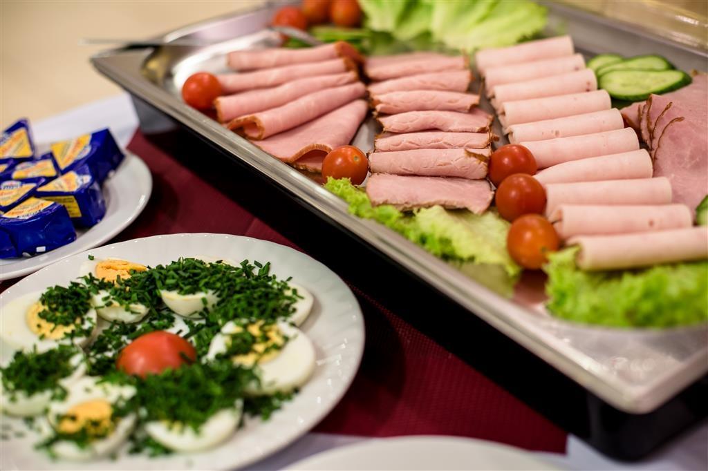 Best Western Hotel Poleczki - Frühstücksbuffet