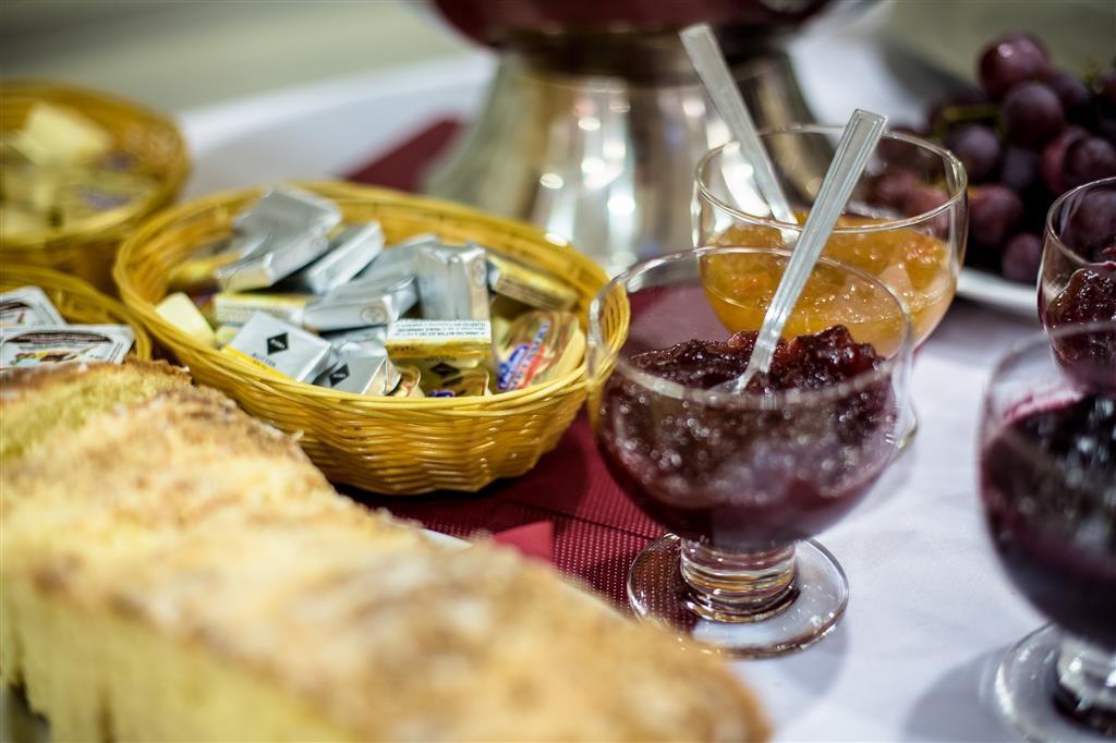 Best Western Hotel Poleczki - Desayuno Buffet